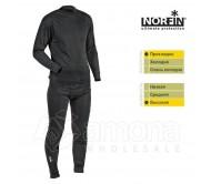 Šilti apatiniai Norfin Thermo Line Black