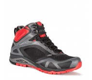 Batai AKU Alpina Light Mid GTX Black Red
