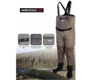 Bridkelnės Sciera CC3 XP Breathable Stockingfoot Chest
