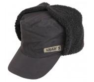 Kepurė - ausinė Norfin Inari Black