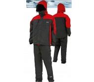 Žieminis kostiumas DAM Steelpower Red Thermo