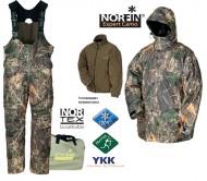 Žieminis kostiumas Norfin Expert Camo