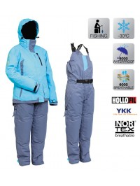 Žieminis kostiumas Norfin Snowflake