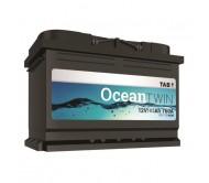 Akumuliatorius TAB 120Ah Ocean Twin