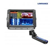 Echolotas Lowrance Elite-12 Ti totalScan™ Transducer