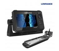 Echolotas Lowrance HDS-7 LIVE su Active Imaging 3-1 sonaru