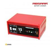 Akumuliatorių įkroviklis Absaar 15 AMP 12V N/E LA3