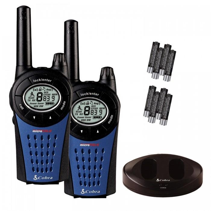 Nešiojama radijo stotelė Cobra MT-975, PMR, 8k.