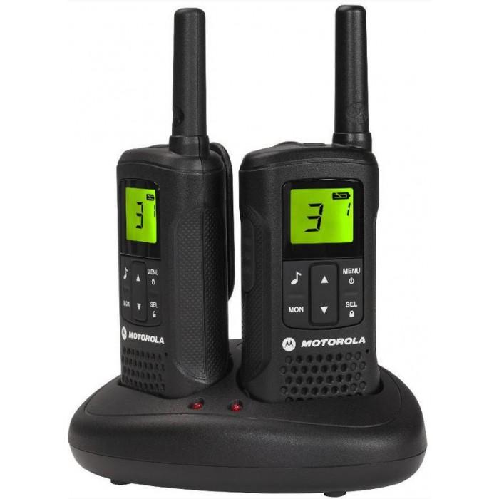 Nešiojama radijo stotelė Motorola TLKR T61, PMR, 8k.
