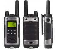 Nešiojama radijo stotelė Motorola TLKR T80, PMR, 8k.