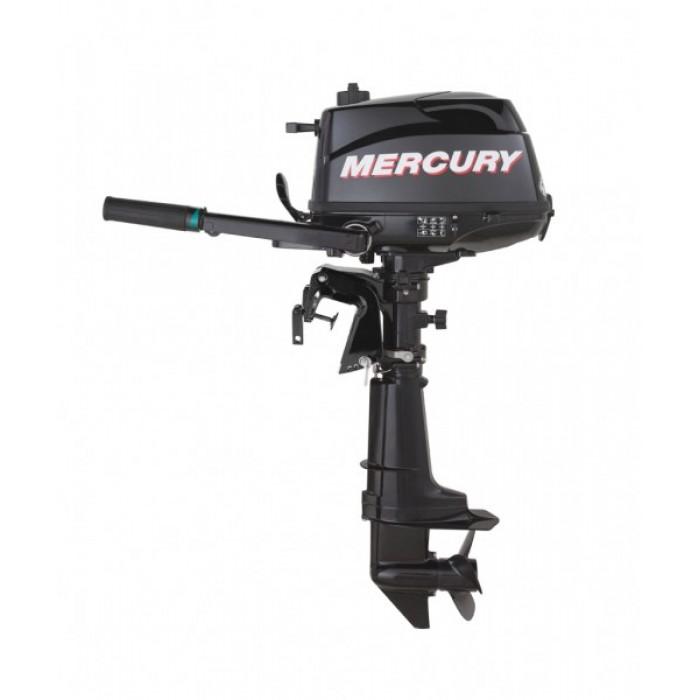 Pakabinamas benzininis variklis Mercury F5 ML Sailpower