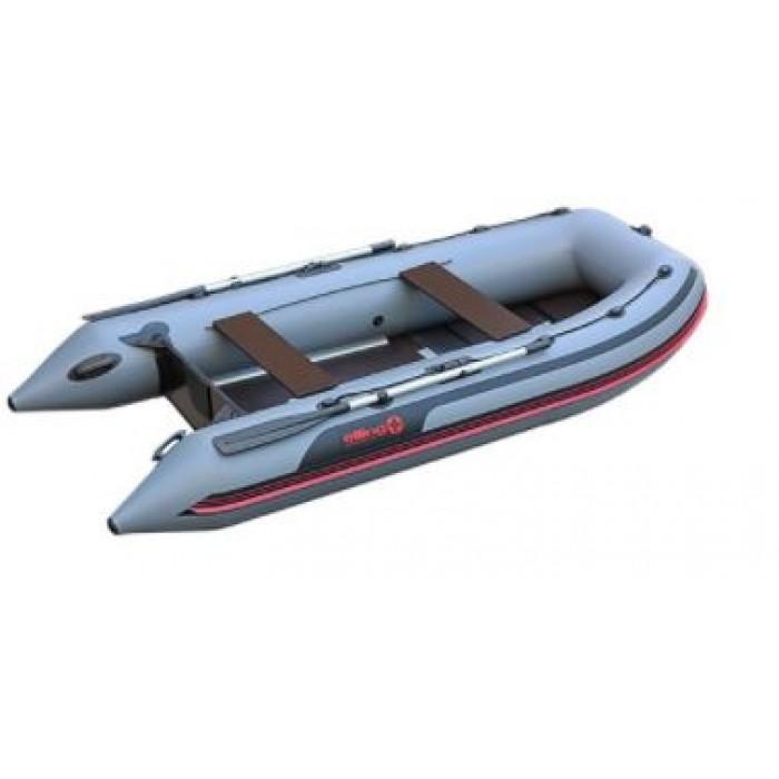 Pripučiama motorinė kilinė valtis Elling Pilot PL340