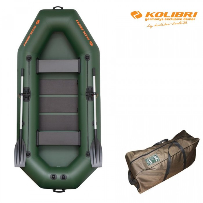 Pripučiama valtis KOLIBRI Standart K-300CT