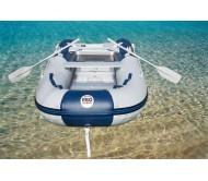 PVC valtis Promarine AL380 aliuminiu dugnu ir kyliu