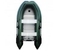 PVC valtis Promarine AL400 aliuminiu dugnu ir kyliu
