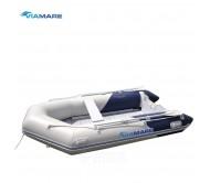 Pripučiama PVC valtis VIAMARE 330 aliuminiu dugnu