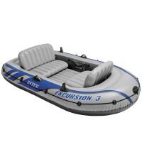 Pripučiama trivietė valtis Intex Excursion 3