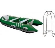 Pripučiama valtis Outland 3.6m žalia MX-360-0AL-G