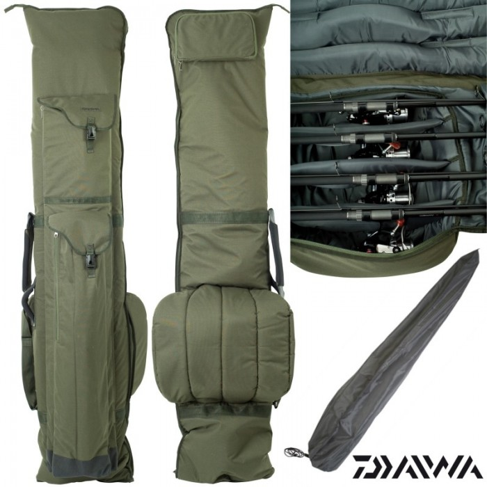 Dėklas meškerėms Daiwa Infinity Holdall 210cm