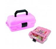 Žvejybinė dėžė Flambeau 1 Tray Pink
