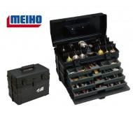 Žvejybinė dėžė Meiho Versus VS-8010B