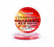 Valas Salmo Diamond Winter Red Mono 30m