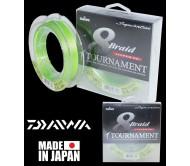 Pintas valas Daiwa Tournament 8  300m Chartreuse