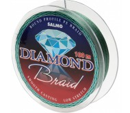 Valas Salmo Diamond Braid, pintas 100 m