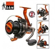 Ritė DAM Quick Spod 2+1BB 4.8:1 630g Wormshaft