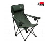 Sulankstoma kėdė DAM 8470007 su nugaros paminkštinimu