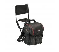 Kėdė-kuprinė su atrama AbuGarcia 58x40x50cm Black/Red