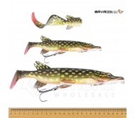 Savage Gear 3D Hybride Pike 02-Yellow Pike