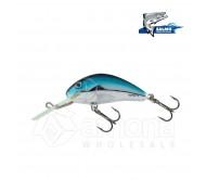 Vobleris Salmo Hornet Sinking Silver Blue Herring
