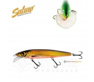 Vobleris Salmo Whacky Gold Chartreuse Shad