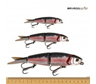 Vobleris Savage Gear 4Play Swim & Jerk 3D Minnow