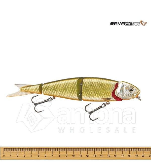 Vobleris Savage Gear 4Play Swim & Jerk Dirty Roach