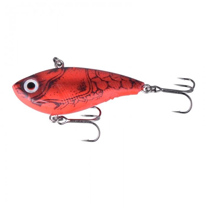 Vobleris Savage Gear TPE Soft Vibes 66 07-Red Crayfish