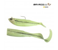 Guminukas SG Cutbait Herring Kit 19 Green Glow