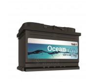 Akumuliatorius TAB 120 Ah Ocean Twin