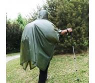 Apsiaustas nuo lietaus KING CAMP žalias