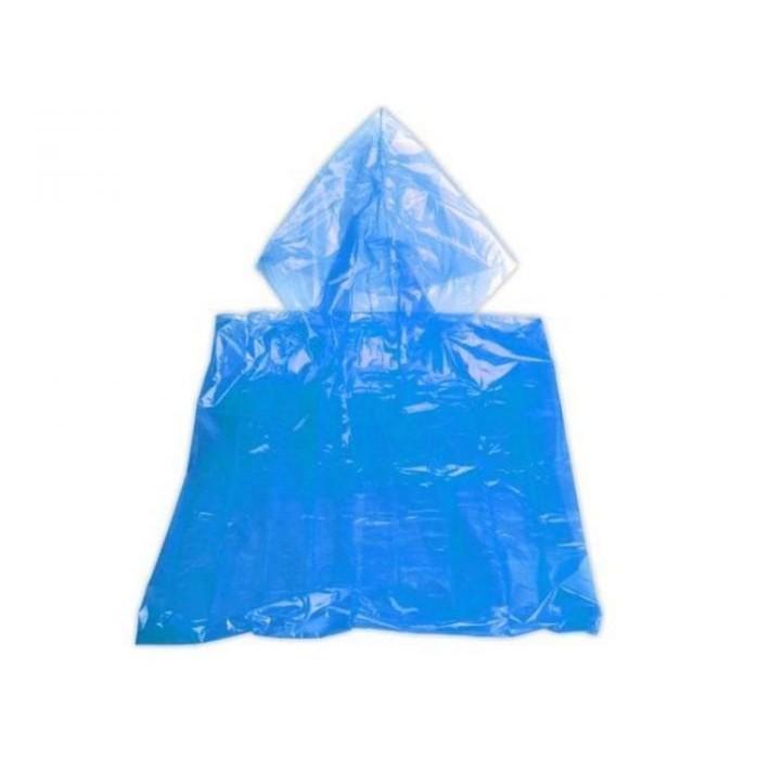 Apsiaustas nuo lietaus L dydis, mėlynas