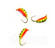 Avižėlė W SPIDER Nr.20 Rygos bananas su ausele spalva 22