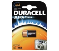 Baterija ličio CR123A(CR17345,DL123 A) 3V DURACELL