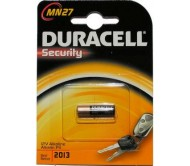 Baterija šarminė  27A 12V Duracell