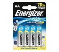 Baterijos Energ Max AA
