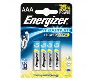 Baterijos Energ Max AAA