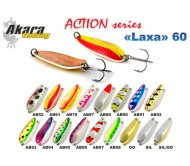 BLIZGĖ AKARA ACTION SERIES LAXA 60  21G