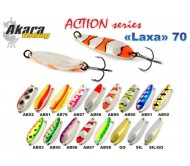 BLIZGĖ AKARA ACTION SERIES LAXA 70  24G