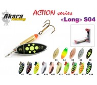 BLIZGĖ VARTIKLĖ AKARA ACTION SERIES  LONG 1+6.5G