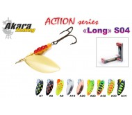 BLIZGĖ VARTIKLĖ AKARA ACTION SERIES  LONG 3 12G